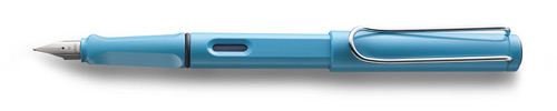 lamy safari aqua