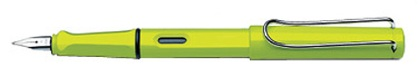 lamy safari lime
