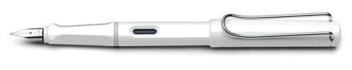 lamy safari white