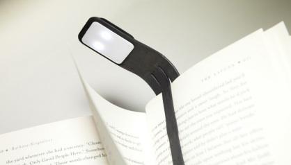 Moleskine booklight