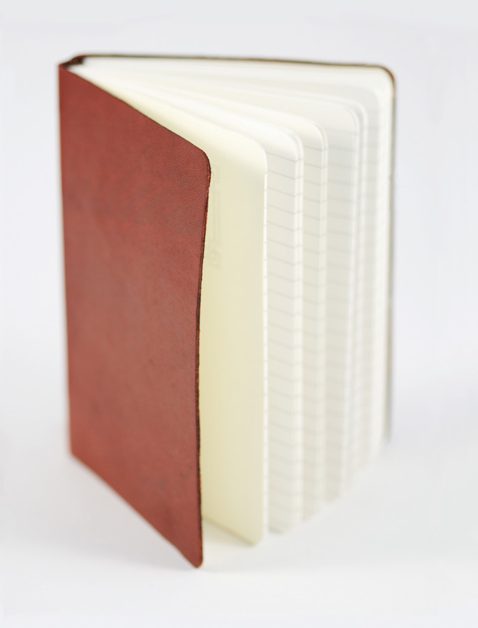 Monsieur Leather Notebooks