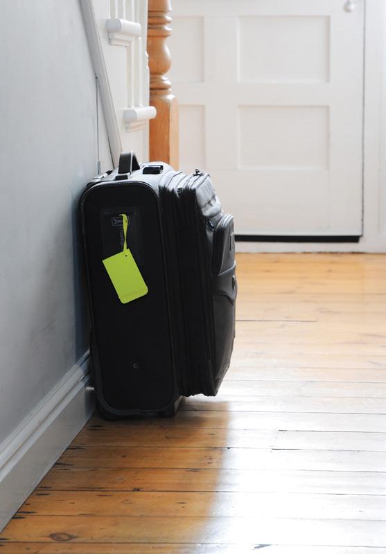 Moleskine Luggage Tag