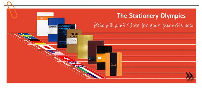 The Stationery Olympics