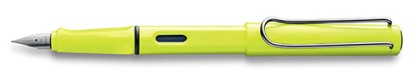 lamy safari neon yellow